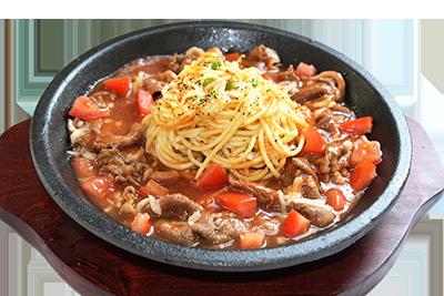 19b beef tomato pasta