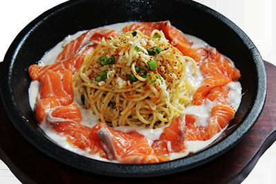 20a salmon pasta